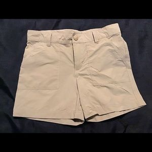 The North Face Girl's shorts